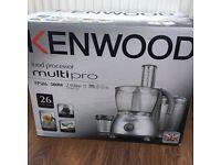 Kenwood Multi function food processor
