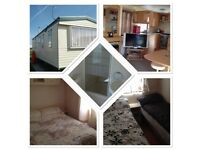 Caravan for hire Ingoldmells, Skegness