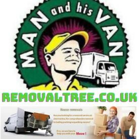 CHEAP MAN WITH VAN HIRE MOVING COMPANY MOPED BIKE DELIVERY FULL HOUSE MOVERS NATIONWIDE REMOVALS