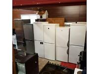 Selection of fully reconditioned fridge freezers £150-£180,6 months warranty n pat test on each