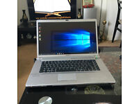 SONY VAIO MODEL VGN-FW11E CORE 2 DUE LAPTOP.