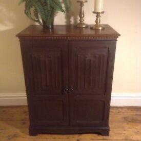 Old Charm Jaycee cupboard/tv cabinet