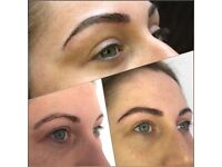 Semi permanent eyebrows - Brows To Perfection