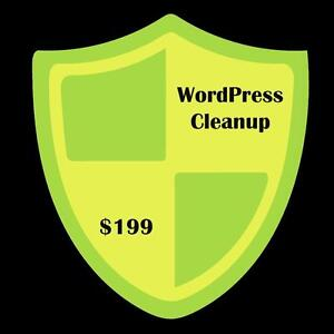 WordPress Hacked Site Cleanup - Infection Removal - SQL Database Clean Up - Malware Removal - Call Us +1 833-4-MOBOLO