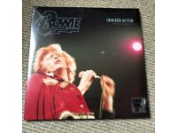 David Bowie - Cracked Actor - New & Sealed 2018 Record Store Day Triple Vinyl LP