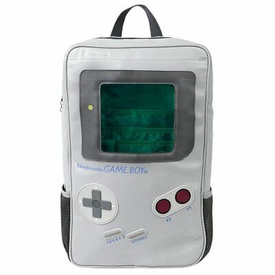 GameBoy Shaped Laptop Backpack Rucksack Bag - Retro School Nintendo Cosplay