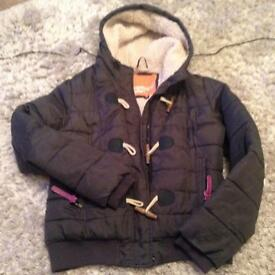 Superdry padded coat