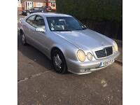 2001 Mercedes CLK 320 -- Open To Offers