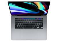 "Apple MacBook Pro 16"" (512GB SSD, Intel Core i7 9th Gen., 2.60 GHz, 16GB)..."