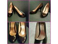 Designer heels worn once