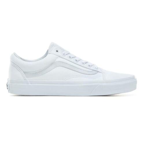 Vans Old Skool Wit / Wit Vans 20% KORTING! | 44 | SALE!