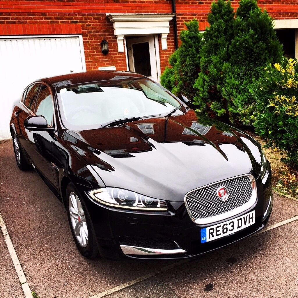 Jaguar XF Luxury AUTO (1 Years MOT, Full Service, Brand New Michelin Tyres