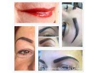 Permanent make-up/ micropigmentation