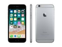 iPhone 6 16 GB pre_own unlocked to any network