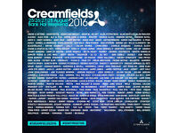 2 CREAMFIELDS WEEKEND TICKETS WITH CAMPING