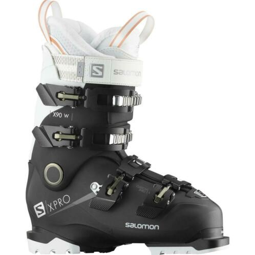 Salomon X Pro X90 CS skischoenen dames black white corail-24