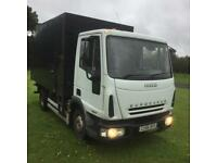 Ford Iveco Eurocargo Tipper Lorry