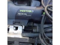 Festool PSB 400 EBQ Jigsaw 240v