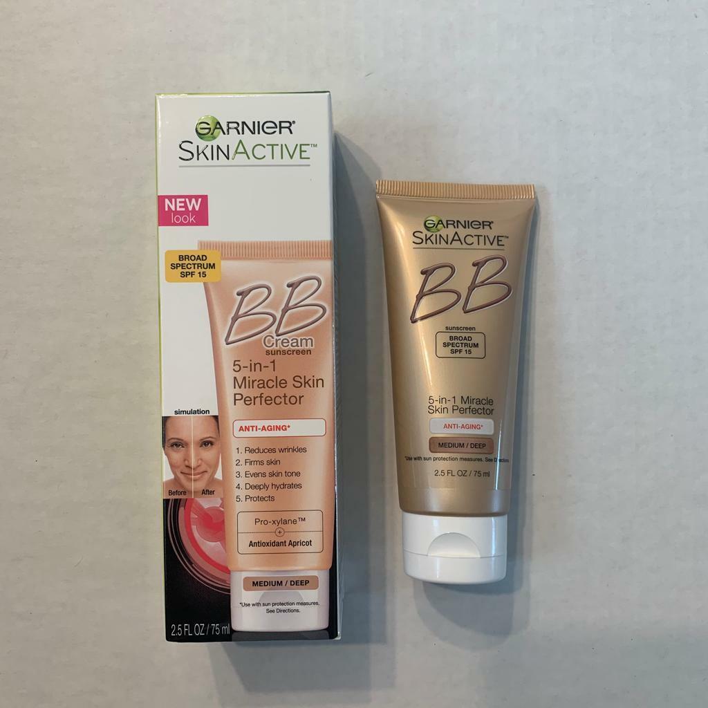 Garnier Skin Renew Miracle Skin Perfecter B.B. Cream, Medium