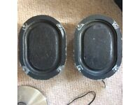 2 . Kef B139 Speaker units . . . No offers .