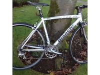 Bianchi Coast 2 Coast Nirone 7 Road Bike