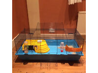 Indoor rabbit starter kit/ cage
