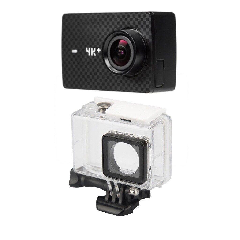 Xiaomi Yi 4k Plus 2017 Action Camera 60fps Waterproof Case Ii