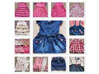 Girls Clothes Age 2-3 Years (17) Items
