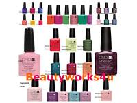 CND Shellac GENUINE nail power polish...