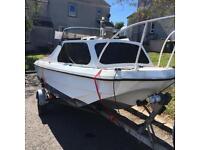 "Jrs 14"" fishing boat"