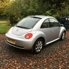 Volkswagen Beetle 2007 Reg, 1.6 Luna, 54,000 miles, Full Service History, 5 months MOT