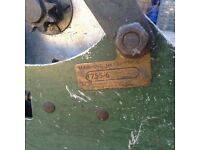 "Atco 1955 17"" light Lawnmower"