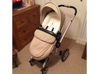Silver Cross Surf pram & travel system
