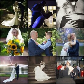 bespoke wedding packages from £295
