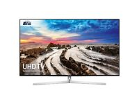 65'' SAMSUNG SMART 4K ULTRA HDR LED TV.UE65MU8000. FREESAT HD CHANNELS. VOICE REMOTE.FREE DELIVERY
