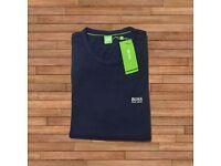 Hugo Boss Men's Crew Neck T shirts ALL Colours Wholesale JOB LOT EBAY