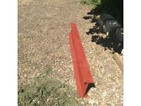 RSJ Used 56.5'' (143.51CM) steel RSJ beam £40.00very good condition £39.99 Cheap