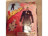 Fancy dress costume danger mouse