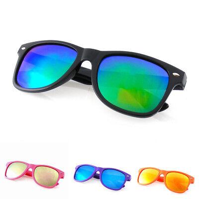 Nerd Sunglasses (Sunglasses Retro Vintage Style Men Women Glasses Frame Color Nerd)