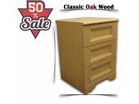 100 X 2 Drawers and 3 Drawers Chest Flat Packed Schreiber Furniture Job lot, Brand new