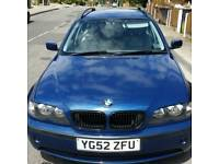 Bmw 318(2lt) touring . swaps only for audi a4 .