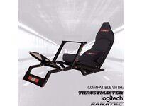 Next Level Racing F1GT Formula 1 & GT Simulator Cockpit PS4 Xbox