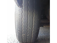 VW Volkswagen T4 Transporter Caravelle Wheel Tyre 205 65 15