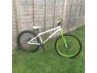 "Voodoo shango 26"" jump bike"