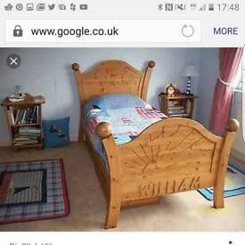 Steve Allen Beds
