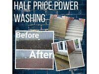 Half Price Power Washing - D&D Services