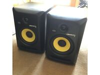 "Krk rokit G3 6 6"" studio monitor active speakers"