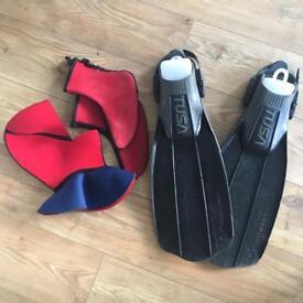 Scuba/ snorkelling bundle