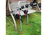 Rear-Mounted Bike Rack