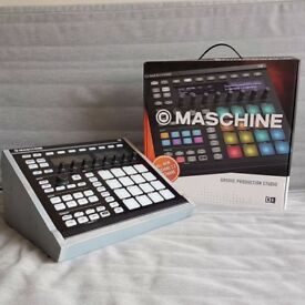 Maschine MK2 black - used only few times - AMAZING deal